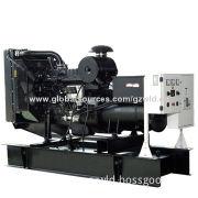 16kW/20kVA Sound-proof Moving Trailer Type Diesel Power Generator, Perkins Engine, 50/60Hz Genset