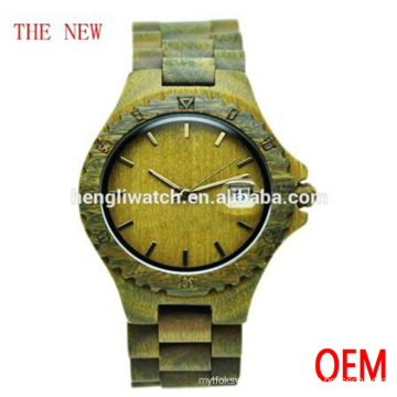 Hot Fashion Wooden Watch, Best Quality Wood Watch (JA15070)