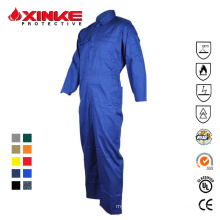 FRC Clothing Cotton Flame Retardant Coverall