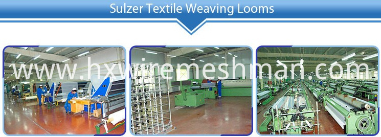 polyester mesh weaving looms