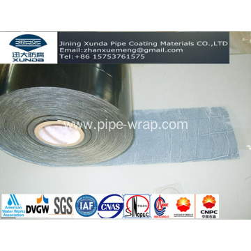 Overhead And Underground Bitumen Waterproofing Tape