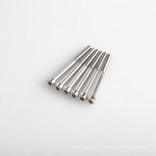 Tornillos de cabeza hexagonal del perno autoperforante del acero inoxidable M3x50m m modificado para requisitos particulares
