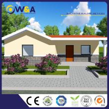 (WAS2505-95M) Acheter une maison préfabriquée Chine Modern Modular Prefab Homes