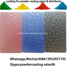 Elektrostatik Spray Thermosetting powder coating Paint
