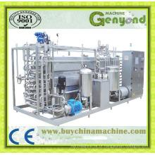 Máquina de Leite Uht de Aço Inoxidável Automática