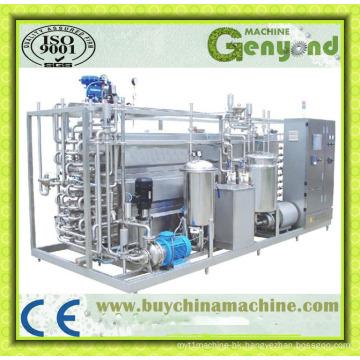 Automatic Stainless Steel Uht Milk Machine