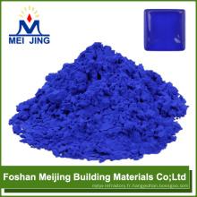 5% de poudre de haute qualité de perle de mosaïque de verre de qualité pour mélanger l'encre d'imprimerie