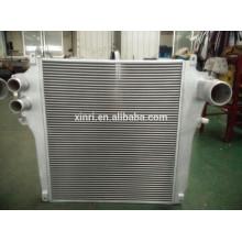 El fabricante suministra el intercooler de camiones HINO para el intercooler HINO 500, OE: 17940-E0491