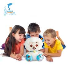 jouets éducatifs en peluche mouton agneau pour bébé