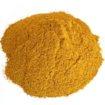 Uso de ganado no transgénico y harina de gluten de maíz de grado superior 60% de proteína