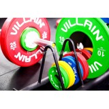 Hot sale Bumper Plates /Competition Bumper Plates/Crossfit Bumper Plates
