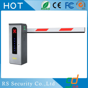 Akses Kendaraan Car Parking Gate Barriers System