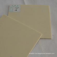 Graue Farbe Niedrigster PVC-Blattpreis