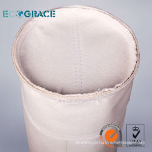 High quality Industrial filtration p84 nonwoven bag