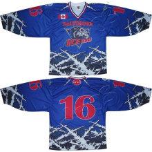 Großhandel Sublimation Custom Hockey Jersey