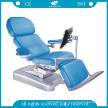 Importing Motor Electric Medical Blood Donor Chair (AG-XD107)