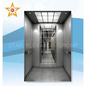 Prix d'ascenseur / ascenseur résidentiel sans engrenage