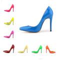 2016 neue Art- und Weiseklassische Absatz-Dame Dress Shoes (s21)