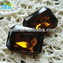 hochwertiges Glas Fancy Stones Diamant