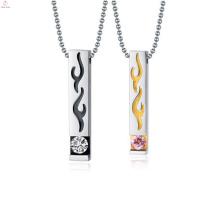 Vente chaude pendentif amoureux, design de bijoux pendentif, pendentif fait à la main