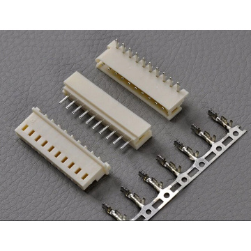 1.25 mm pitch draad om connector in te schepen