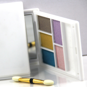 Vente en gros de cinq couleurs Hot Sell Mineral Eyeshadow