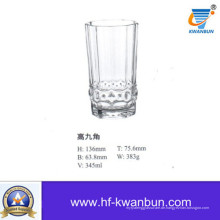Glas Tasse Glaswaren Form Glas Tasse Becher Trommel Kb-Hn0799