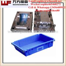 Empresas de moldeo por inyección que fabrican cajas de plástico para moldear frutas y verduras.
