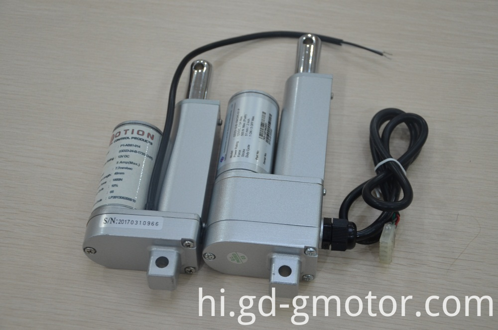 linear actuator solution