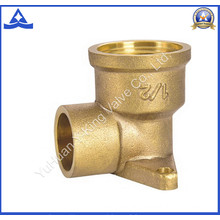 """1/2"""" Press Brass Color Tool Fitting (YD-6023)"""