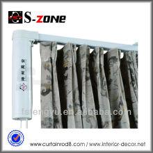 Weiß Motorisierte Fernbedienung elektrische Luxus elektrische Vorhang Motor