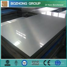Plaque d'alliage d'aluminium standard haute qualité ASTM 2214