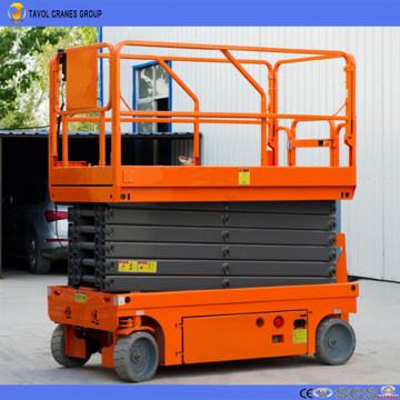 Self-propelled Hydraulic Scissor Lift for Aerial Work