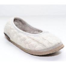 Flat women dance shoe ballet shoe indoor shoes