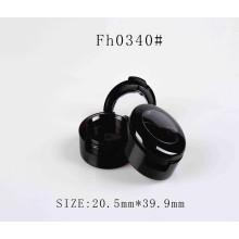Nice Mellow UV Black Compact Powder Jar