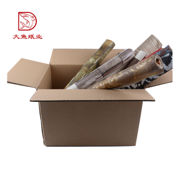 Made in China recyclable custom folding fabric Packaging box