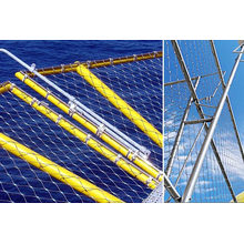 Stainless Steel Wire Rope Ferruled Mesh/Stainless Steel Rope Mesh
