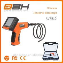 Endoscope d'inspection de tige de foret d'industrie pétrolière