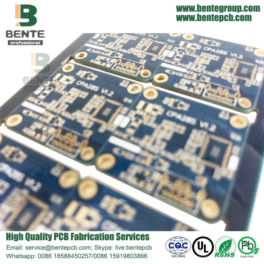Alto-Tg PCB Thick Gold