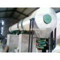 Máquina de secagem de cilindros rotativos HZG