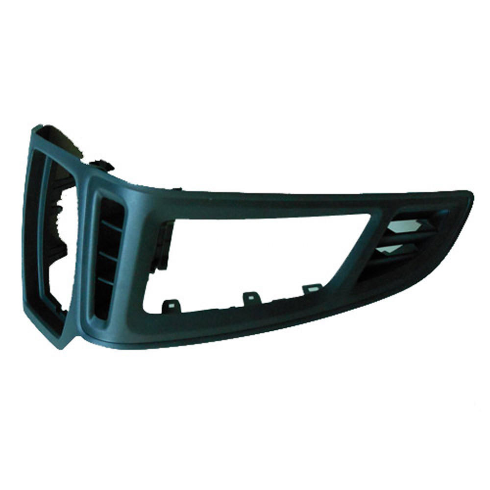 Injection molding for automotive head lamp