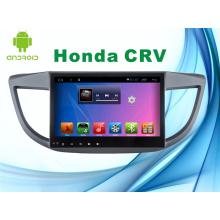 Sistema de navegación GPS Android para Honda CRV 10,1 pulgadas con reproductor de DVD de coche