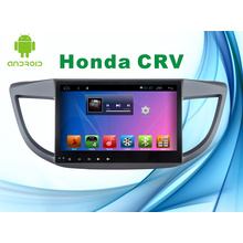Android System Navigation GPS for Honda CRV 10.1 Inch with Car DVD Player