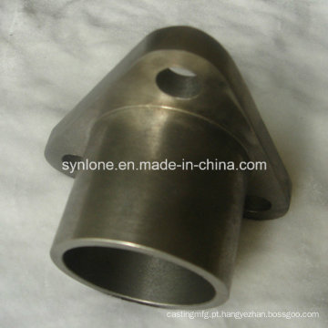Fundição de precisão e usinagem de peças de aço