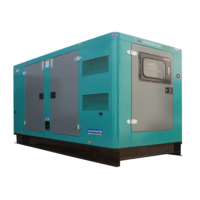 80 300kw Closed Diesel Generator