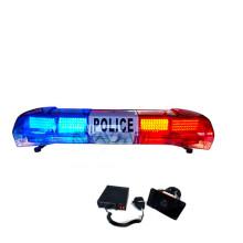 Luzes conduzidas emergência da luz de advertência, barra clara Lightbar do tronco do fogo do estroboscópio do veículo da iluminação do orador da barra 100w
