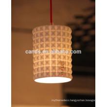 Diamond Pattern Celling Lamps