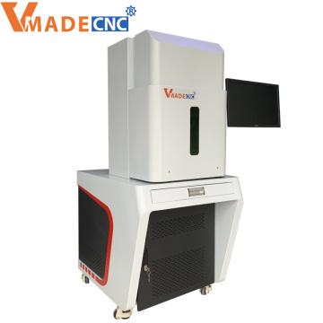 Máquina incluida de la marca del laser de la fibra del anillo de la joyería del oro 50w con precio bajo