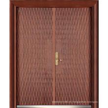 Puerta de entrada de hierro a prueba de explosión puerta a prueba de explosiones (EP008)