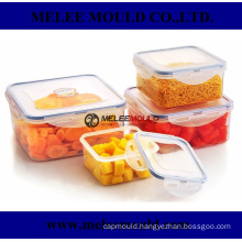 Small Food Containers with Lids Plastic Mould